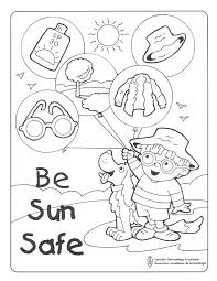coloring pages water safety water safety coloring pages free download water safety coloring