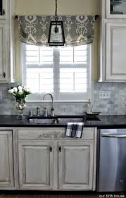impressive window coverings for kitchen windows kitchen curtains