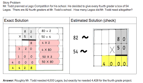 partial product multiplication worksheets free 28 templates