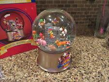 macys snow globe collectibles ebay
