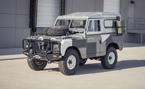 land rover 110 overland 1963 land rover series iia 88 lhd 4x4 overland build 47k