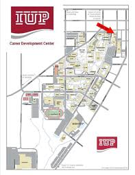 Penn State Harrisburg Campus Map by Iup U0027s Career Development Center Is Located In Pratt Hall Office