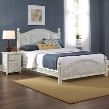 White Beach Bedroom Furniture by Wicker Bedroom Furniture White Wicker Bedroom Furniture Sales U