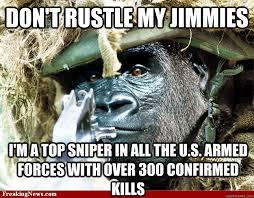 Gorilla Warfare Meme - gorilla warfare memes quickmeme