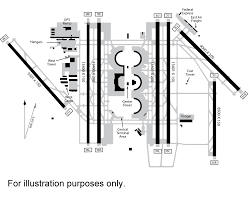 Airport Terminal Floor Plans by Nextgen U2013 Dallas Fort Worth International Airport