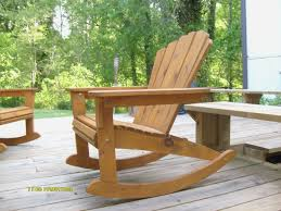 adirondack rocking chair plans home design