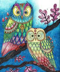 Owl Coloring Pages For Adults Pinterest Login Everything Owl Coloring Ideas