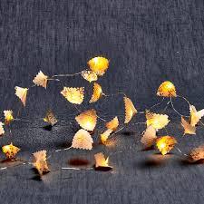 guirlande lumineuse papier japonais déco japonaise diy guirlande lumineuse
