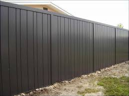 exteriors style of fences for house contemporary garden fencing