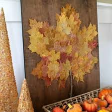 15 fabulous fall leaf crafts for diy crafts