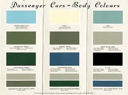 1950s color scheme 1950s color palettes