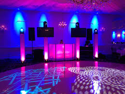 wedding dj wedding entertainment dj set up deejay set ups