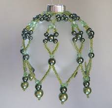 beaded christmas ornament patterns lookup beforebuying
