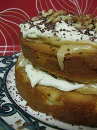 green gourmet giraffe butterscotch layer cake