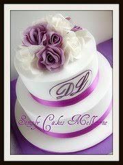 wedding cake palembang cooking in melbourne purple and white wedding cake