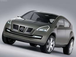 white nissan 2004 nissan qashqai concept 2004 picture 4 of 10