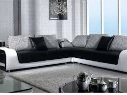 sofa 6 wonderful sectional leather couches black color tufted