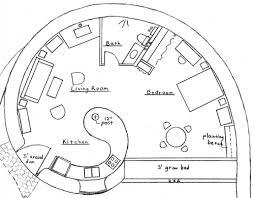 blueprints houses earthbag house plans