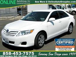 toyota credit bank sold 2011 toyota camry le 3 month 3000 mile free extended warranty