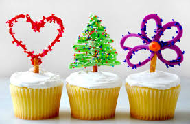 cupcake toppers easy edible cupcake toppers just a taste