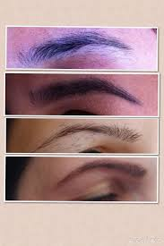 9 best eyebrow shapes and henna tattoo designs images on