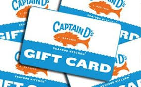 s gift card captain d s gift card 25 50 100 email delivery ebay