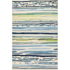 Teal And Green Rug Modern Blue Area Rugs Allmodern