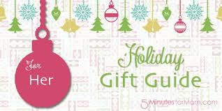 gift ideas for her holiday gift guide