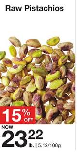 Bulk Barn Leaside Raw Pistachios On Sale Salewhale Ca