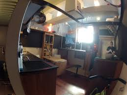 182 square foot micro apartment in seattle art decoration design