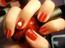 red nail polish spring 2012 nail designs 2013 nail art designs