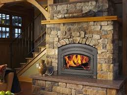 Fireplace Insert Screen by Wood Burning Fireplace Insert Fireplace Pinterest Wood