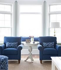 blue living room chairs wall color is blue chairs are the same color as my sofa in fl