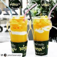 Mango Bomb mulai dari king mango hingga mango bomb ini 5 minuman mangga
