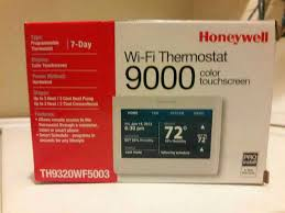 bluetooth thermostat honeywell 9000 bluetooth and wi fi thermostat bluetooth electronics