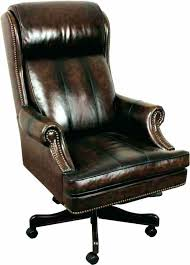 brown leather executive desk chair tufted white office chair desk chair leather white desk brown