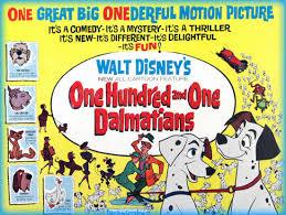 101 dalmatians 1961 movie review film essay