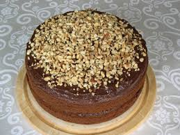 date and hazelnut chocolate fudge cake about albion