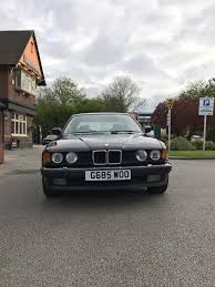 1990 bmw 7 series 1990 bmw 7 series 730i se for sale cars for sale uk