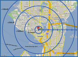 Discovery Park Seattle Map by Warp Alanson Sample