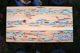 how to finish a table top with polyurethane after finishing the table with some more resin sanding and