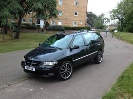 chrysler grand voyager v6 lx auto 3 3 petrol 7 seater 6 months