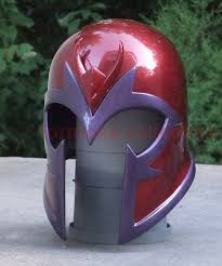 how to make magneto helmet