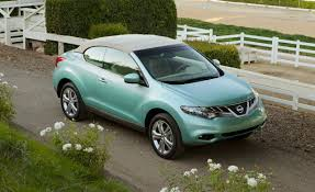 nissan murano vs ford escape 2011 nissan murano crosscabriolet first drive u0026ndash reviews