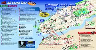 tourist map of new york new york manhattan tourist map new york map