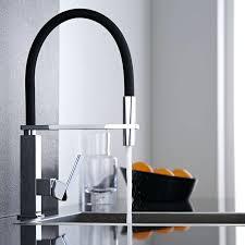 plomberie robinet cuisine robinet de cuisine noir mitigeur cuisine avec douchette 0 mitigeur