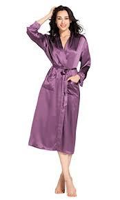 robe de chambre soie lilysilk robe de chambre en soie femme peignoir à manches longue