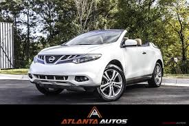 nissan crosscabriolet black 2011 nissan murano crosscabriolet stock 002367 for sale near