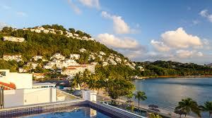 windjammer landing villa beach resort a kuoni hotel in st lucia