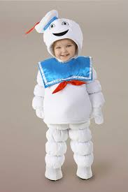 costumes for kids ghostbusters stay puft costume for kids humorous costumes